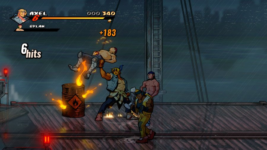 Streets of Rage 4 Review - Screenshot 3 of 7