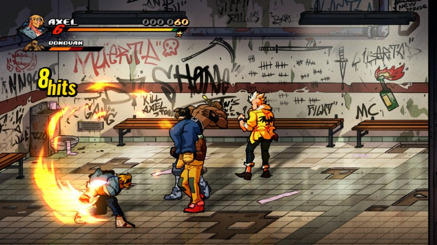 Streets of Rage 4 Review - Screenshot 4 of 7