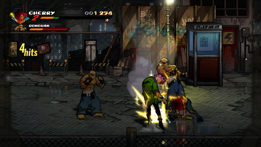 Streets of Rage 4 Review - Screenshot 6 of 7