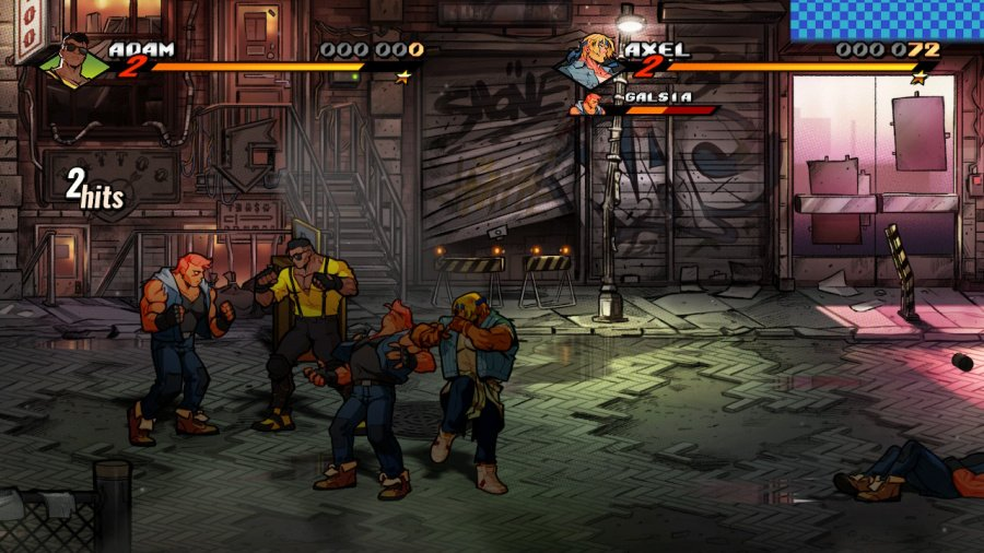 Streets of Rage 4 Review - Screenshot 5 of 7