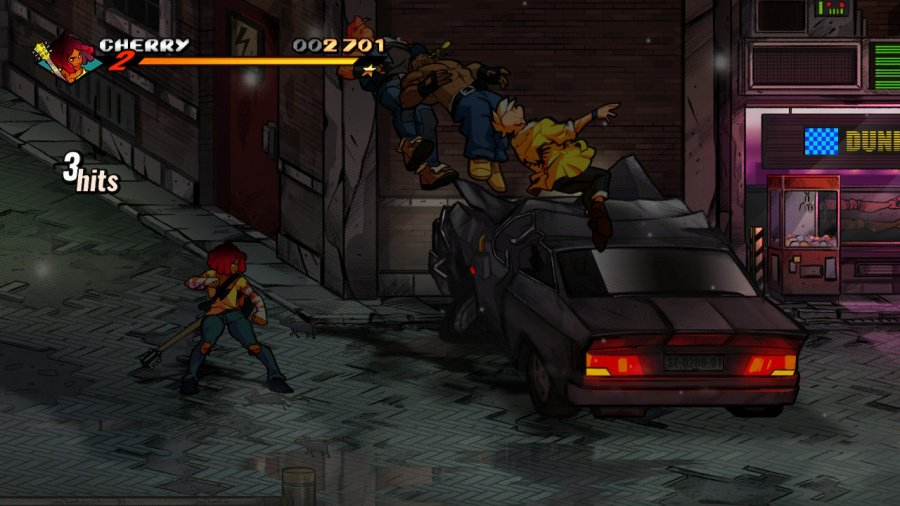 Streets of Rage 4 Review - Screenshot 2 of 7