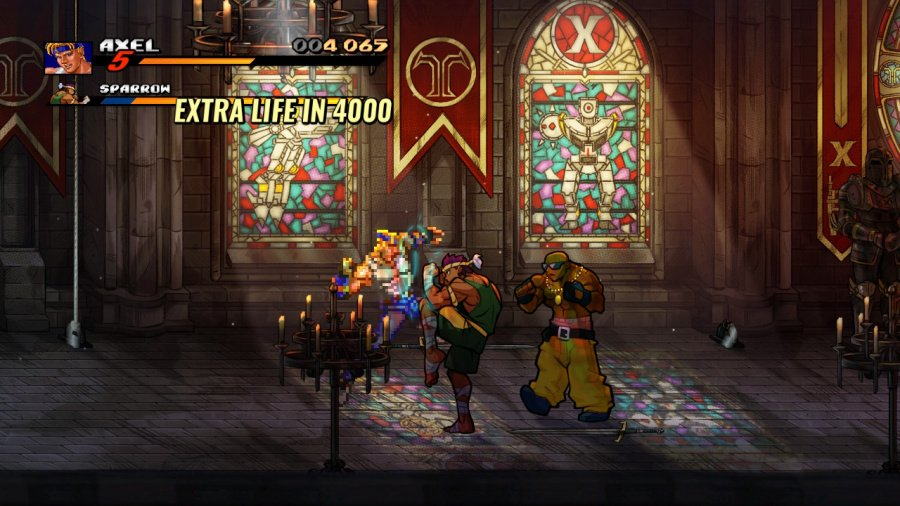 Streets of Rage 4 Review - Screenshot 1 of 7