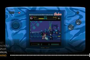 SNK Gals' Fighters Screenshot