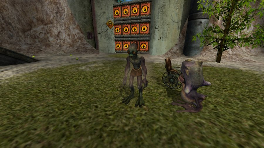 Oddworld: Munch's Oddysee Review - Screenshot 3 of 4
