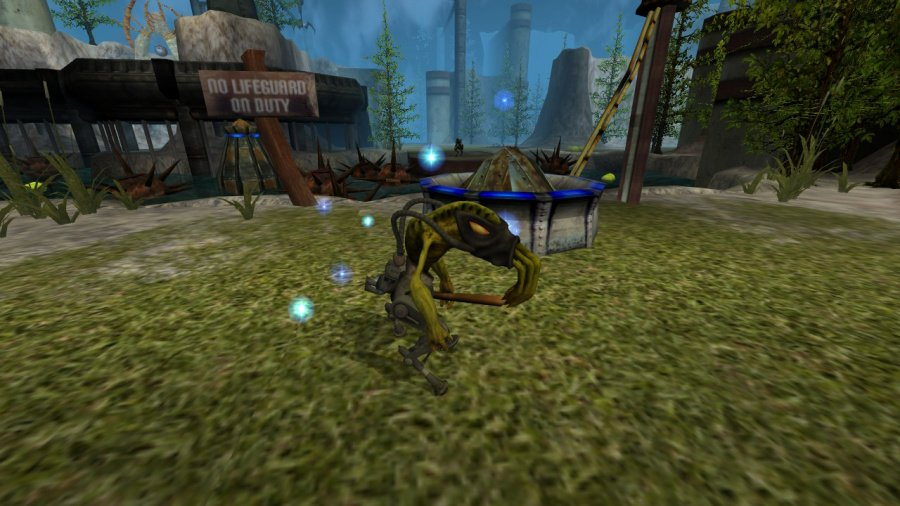 Oddworld: Munch's Oddysee Review - Screenshot 1 of 4