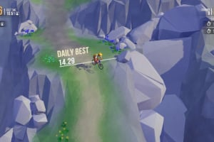 Lonely Mountains: Downhill Screenshot