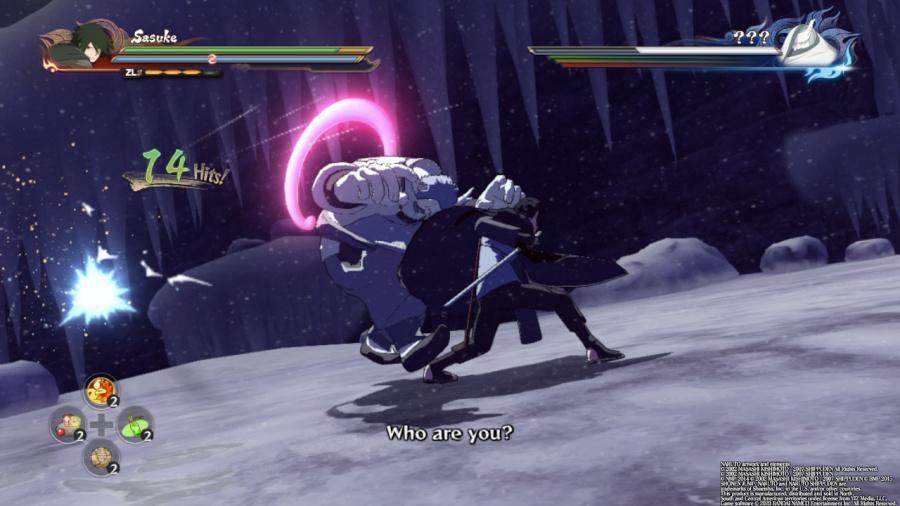 Naruto Shippuden: Ultimate Ninja Storm 4 Road To Boruto Review - Screenshot 1 of 3