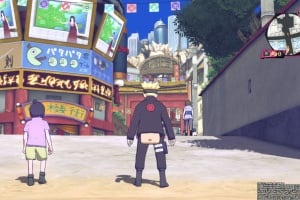 Naruto Shippuden: Ultimate Ninja Storm 4 Road To Boruto Screenshot