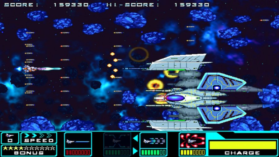Shmup Collection Review - Screenshot 1 of 4