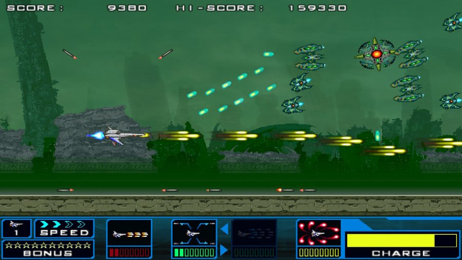 Shmup Collection Review - Screenshot 2 of 4