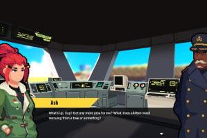 Jet Lancer Screenshot