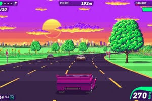 80's Overdrive Screenshot