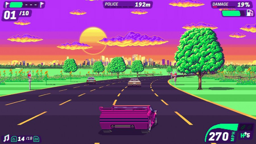 80's Overdrive Review - Screenshot 4 of 5