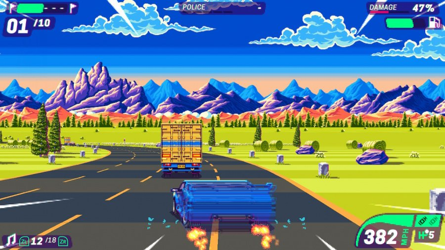 80's Overdrive Review - Screenshot 5 of 5