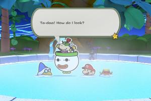 Paper Mario: The Origami King Screenshot