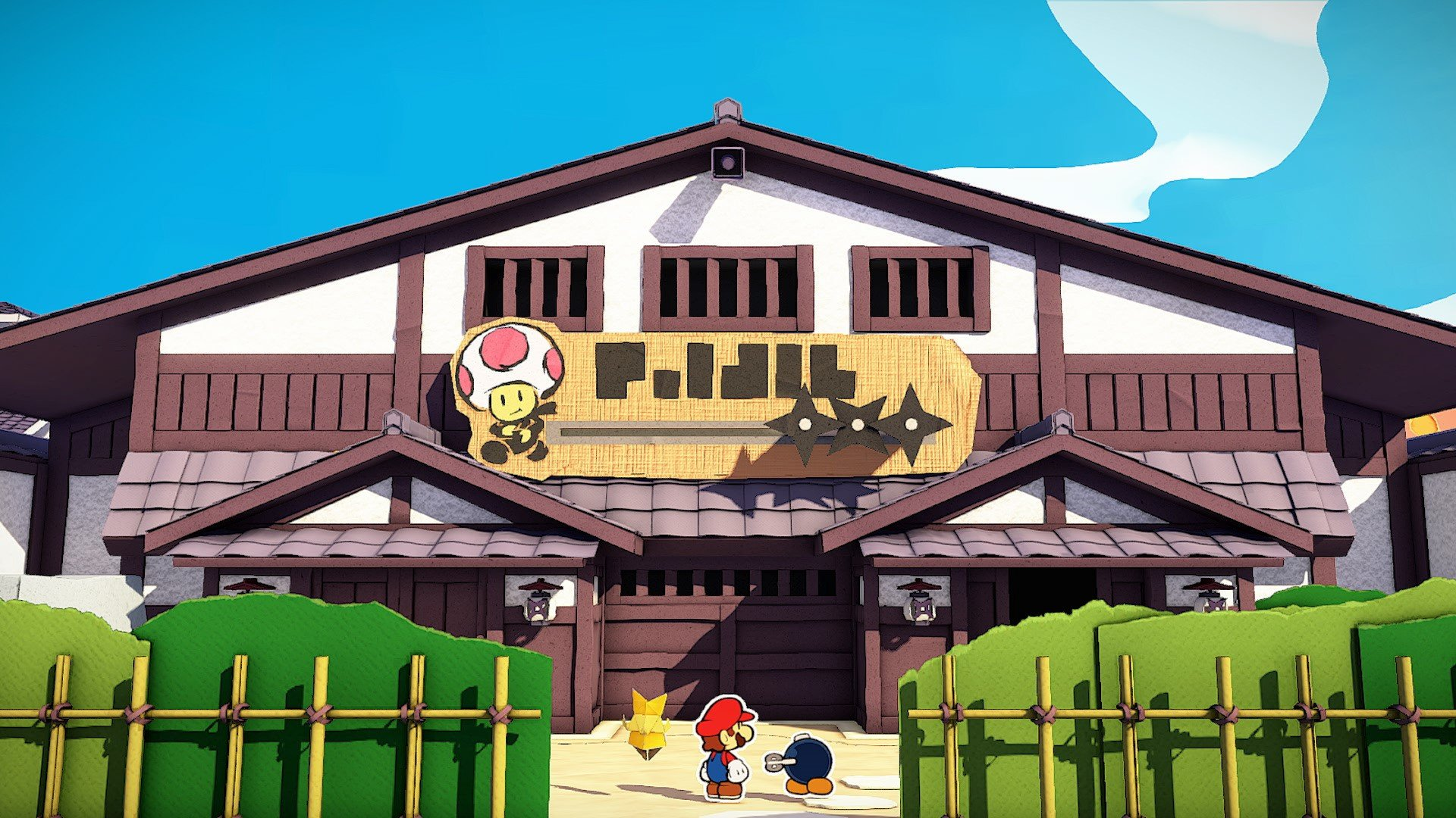 Paper Mario: The Origami King Review (Switch) 5