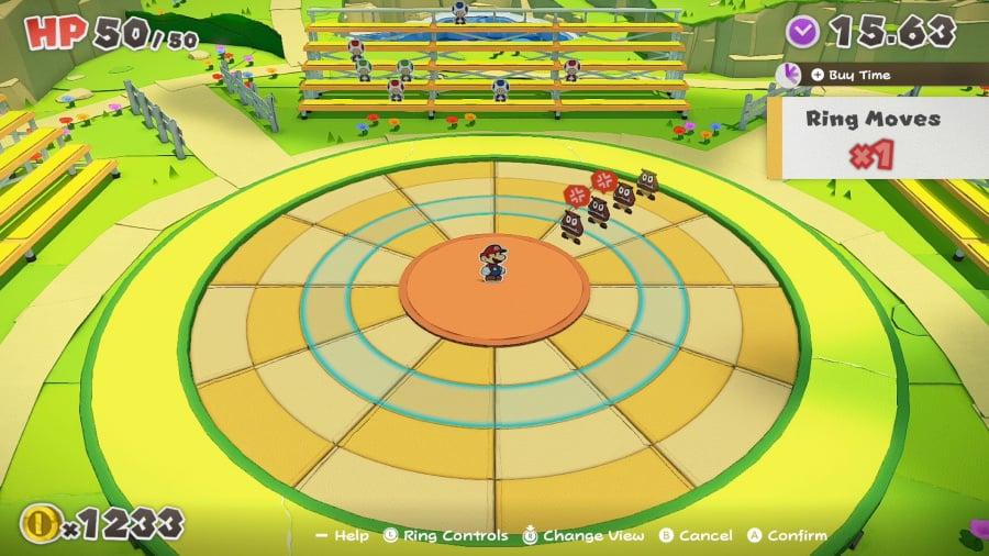 Paper Mario: The Origami King Review - Captura de tela 10 de 10
