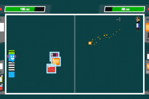 PONG Quest Screenshot
