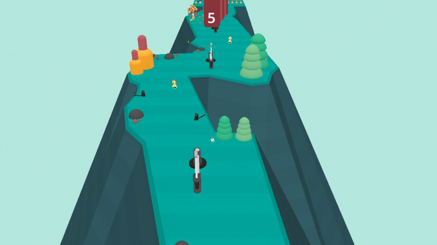 What The Golf? Review - Screenshot 1 of 3