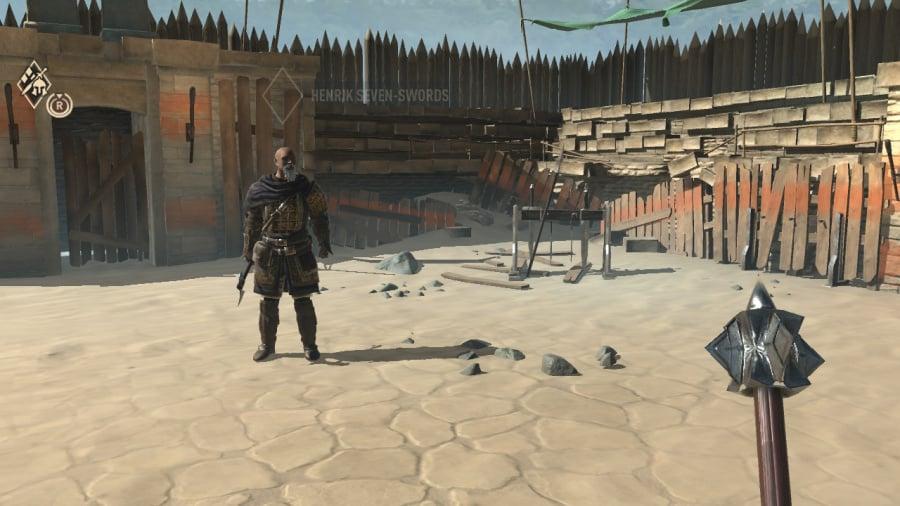 The Elder Scrolls: Blades Review - Screenshot 1 of 6