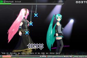 Hatsune Miku: Project DIVA Mega Mix Screenshot