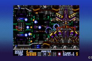 SEGA AGES Thunder Force AC Screenshot