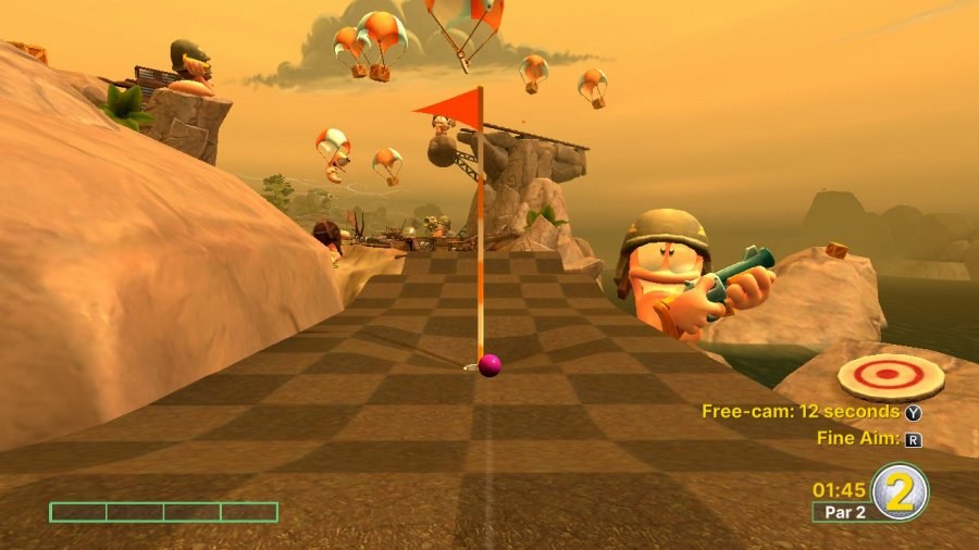Golf With Your Friends Review - Screenshot 2 of 5