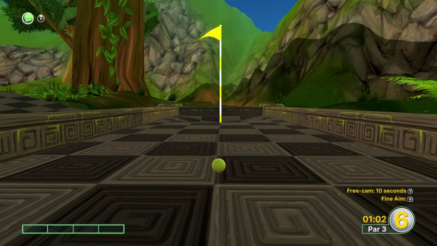Golf With Your Friends Review - Screenshot 3 of 5