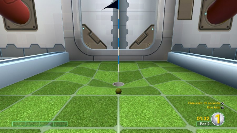 Golf With Your Friends Review - Screenshot 1 of 5