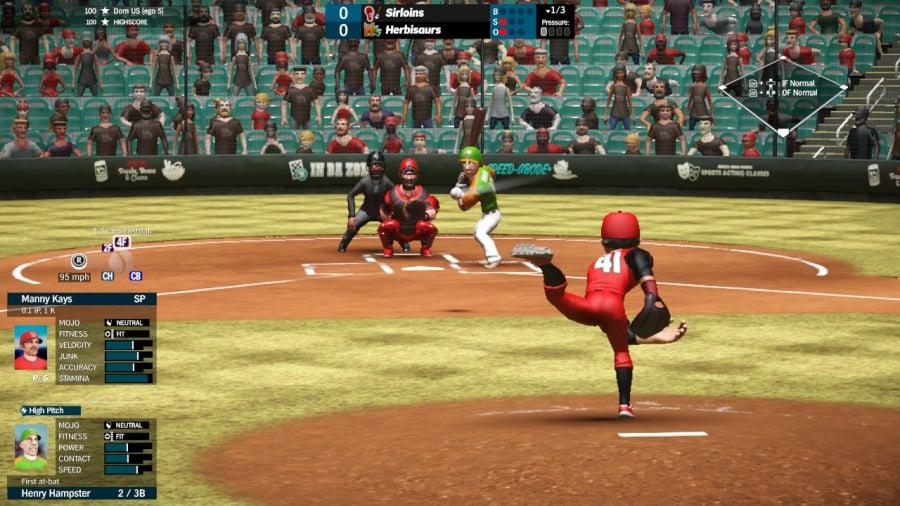 Super Mega Baseball 3 Review - Capture d'écran 2 de 4