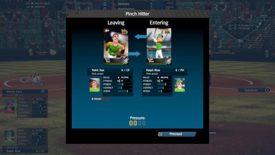 Super Mega Baseball 3 Review - Screenshot 1 of 4