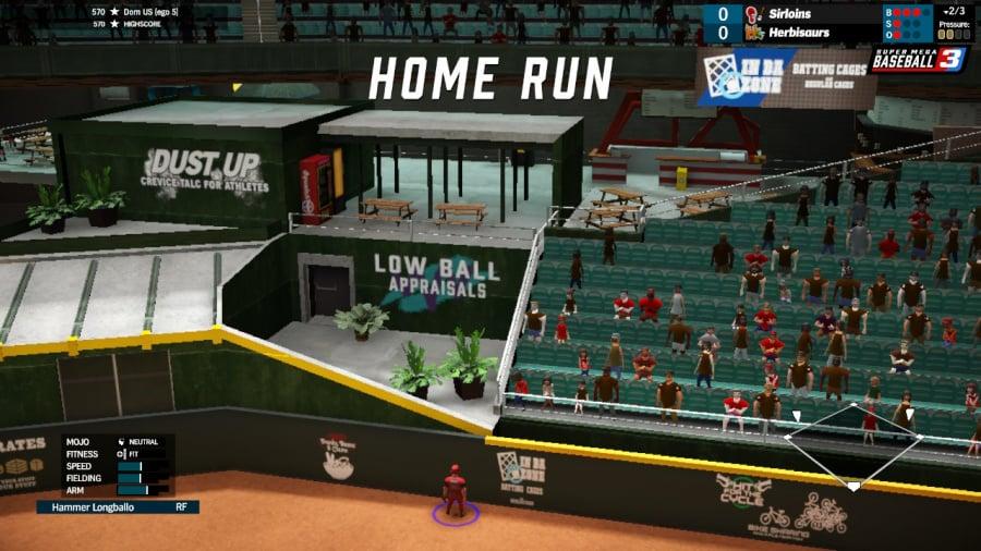 Super Mega Baseball 3 Review - Screenshot 2 of 4