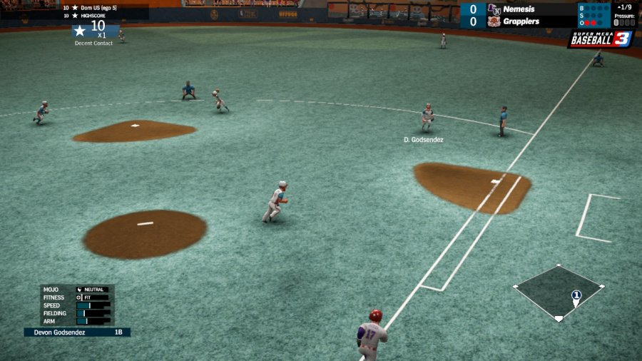 Super Mega Baseball 3 Review - Screenshot 2 of 4