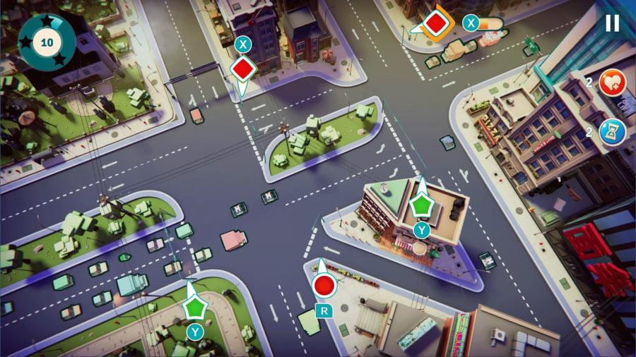 Urban Flow Review - Screenshot 1 of 3