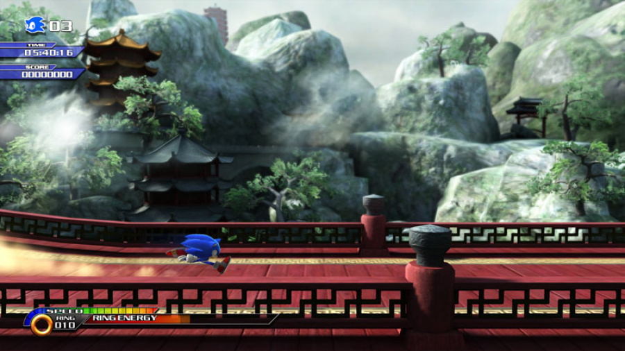Sonic Unleashed Review - Screenshot 1 of 6