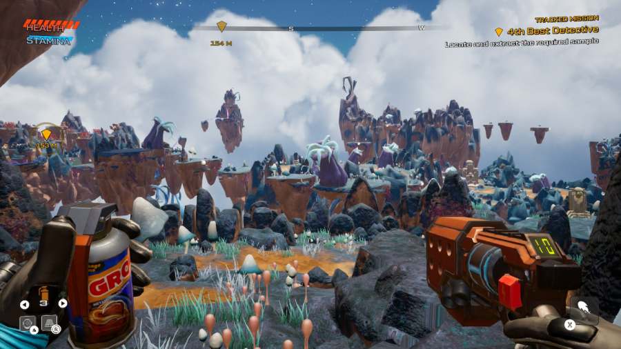 Journey to the Savage Planet Review - Screenshot 1 of 6