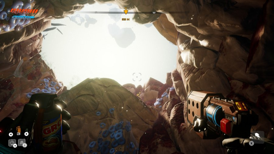Journey to the Savage Planet Review - Screenshot 1 of 7