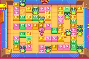 Pushy and Pully in Blockland Screenshot