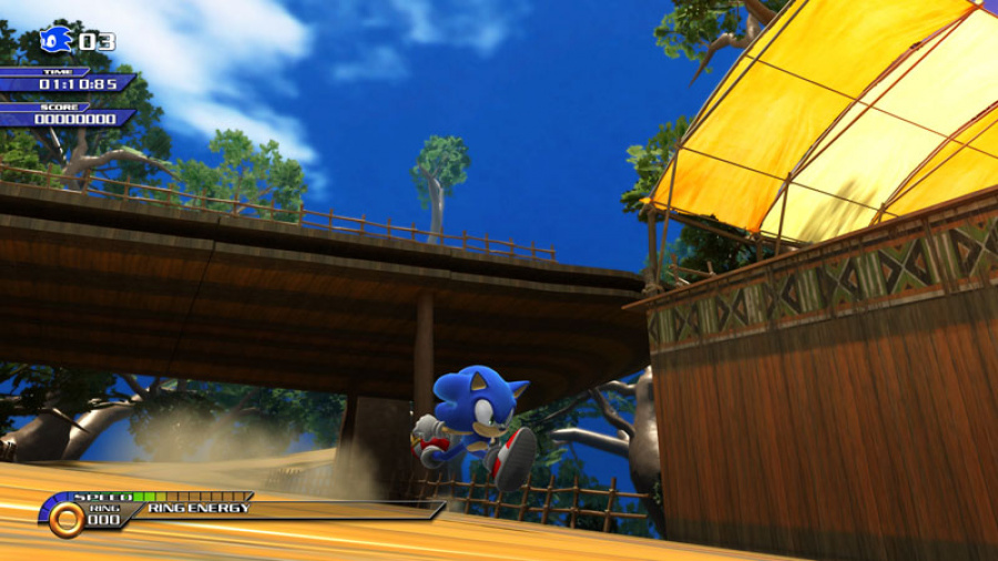 Sonic Unleashed Review - Screenshot 5 of 5