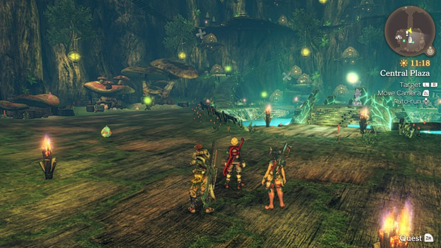 Xenoblade Chronicles: Definitive Edition Review - Screenshot 1 of 12