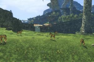 Xenoblade Chronicles: Definitive Edition Screenshot
