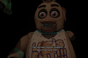 Five Nights at Freddy's: Help Wanted Screenshot