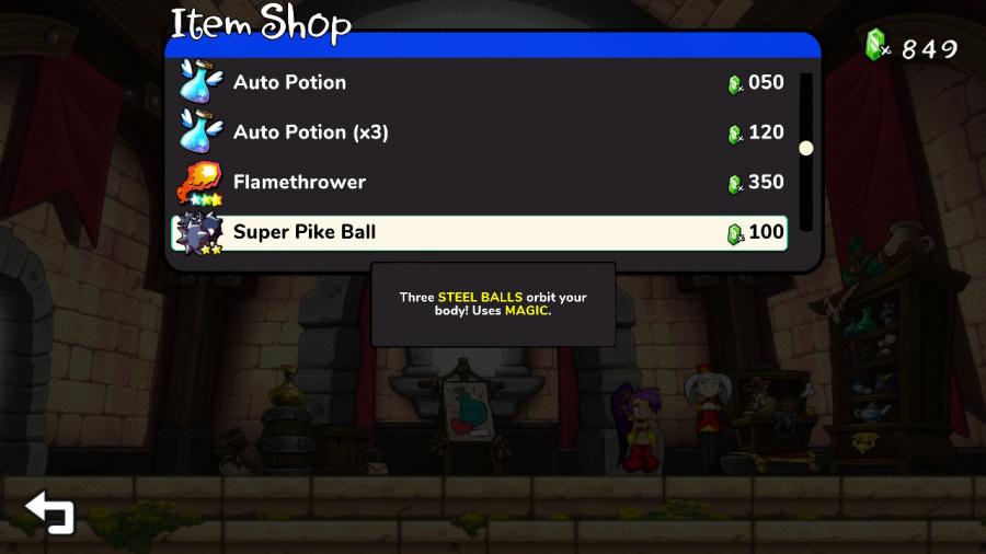 Shantae and the Seven Sirens Review - Screenshot 1 of 4