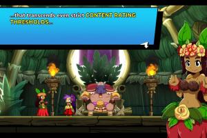 Shantae and the Seven Sirens Screenshot