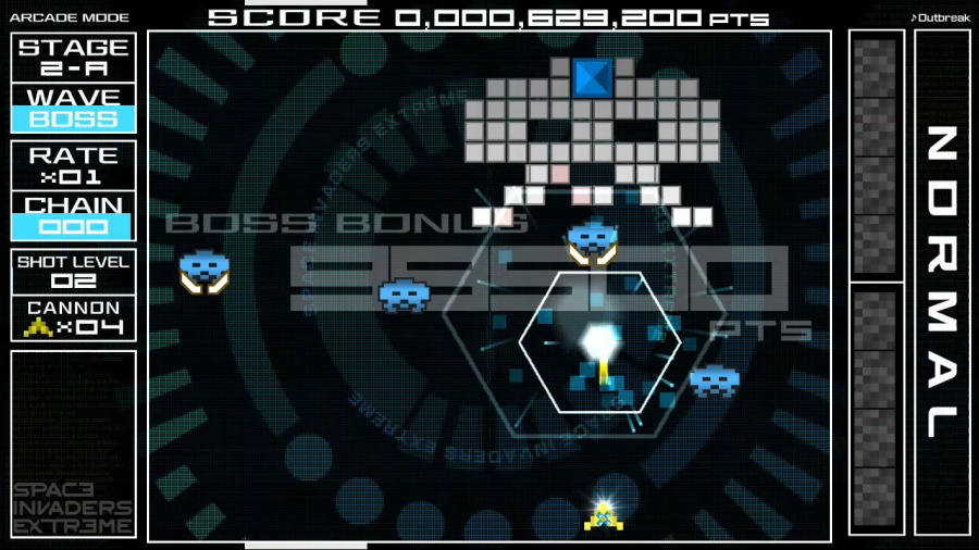 Space Invaders Invincible Collection Review - Screenshot 1 of 4