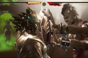 Mortal Kombat 11: Aftermath Screenshot