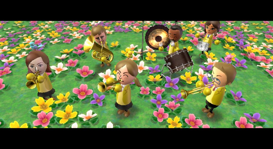 Wii Music Review - Screenshot 1 of 7