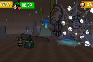 Bug Fables: The Everlasting Sapling Screenshot