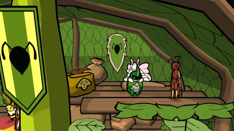 Bug Fables: The Everlasting Sapling Review - Screenshot 1 of 4