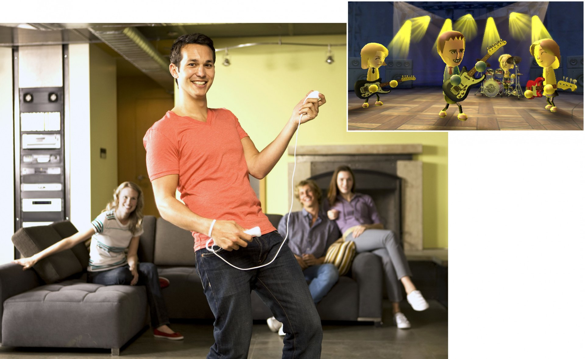 Wii Music Wii Game Profile News Reviews Videos